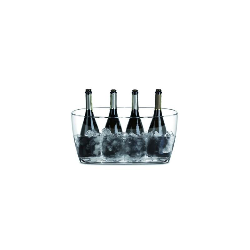 Cubitera Nice 4 botellas PS