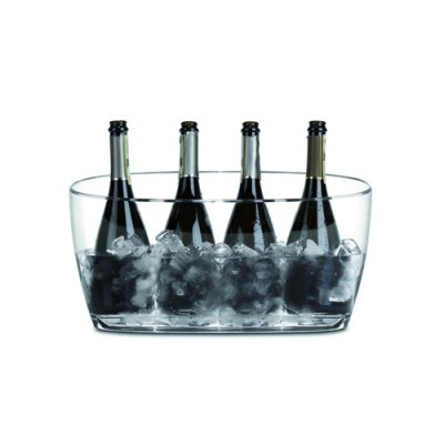 Cubitera Nice 4 botellas PS